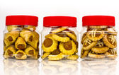 Pineapple tarts — Stock Photo