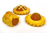 Pineapple tarts — Stock Photo