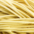 Stock Photo: Uncooked Yellow Noodles