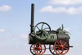 Old Steam engine — Stock Photo