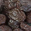 Dried prunes - Stock Photo
