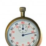 Old stopwatch — Stock Photo