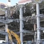 Industrial dismantle, mechanical destruction — Stock Photo #9022421