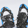 Snow shoes — Stock Photo