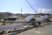 The Great East Japan Earthquake — Stock Photo