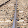 Rail track — Stock Photo