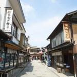 Kura (storehouse) in Kawagoe ,Saitama — Stock Photo #9473896