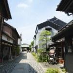 Kura (storehouse) in Kawagoe ,Saitama — Stock Photo #9473936