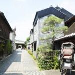 Kura (storehouse) in Kawagoe ,Saitama — Stock Photo #9473943