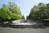 Park Yamashita - Yokohama, Japan — Stock Photo