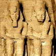 Abou simbel - Stock Photo