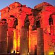 The Kom Ombo temple — Stock Photo #10151011