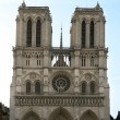 Notre dame de paris — Stock Photo #10151441