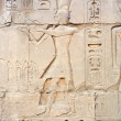 Stock Photo: Amenhotep IV Karnak temple luxor