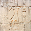 Amenhotep IV Karnak temple luxor — Stock Photo