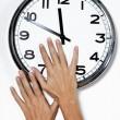 Stopping time — Stock Photo