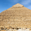 Royalty-Free Stock Photo: The pyramids