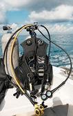 Diving equipment — Stock Photo