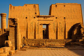 Horus temple Edfou — Stock Photo
