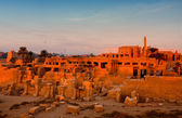 Karnak temple luxor — Stock Photo