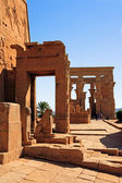 Philae temple — Stock Photo