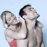 Couple relationship — Stock Photo