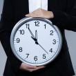 Biological clock concept — Stock Photo #9003307