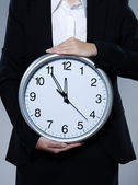 Biological clock concept — Stock Photo