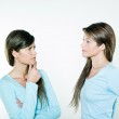 Looking at yourself — Stock Photo #9077058