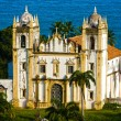 Stock Photo: Carmo church olindrecife brazil