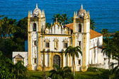 Carmo church olinda recife brazil — Stock Photo