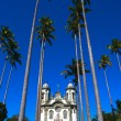 Stock Photo: Sao joao del rey church minas gerais brazil