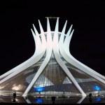 Catedral Metropolitana Nossa Senhora Aparecida — Stock Photo #9708513