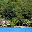 Ilha grande — Stock Photo