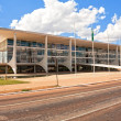 Brasilia district federal  brasila — Stock Photo