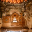 Jain temple of lodruva - Stockfoto