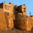 Jaisalmer City Fort — Stock Photo #9709537