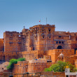Stock Photo: Jaisalmer City Fort