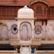 Stock Photo: Junagarh Fortin Bikaner