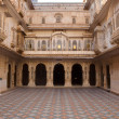 Junagarh Fortin Bikaner — Stock Photo #9709591