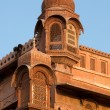 Junagarh Fortin Bikaner — Stock Photo #9709654