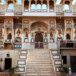 Temple hinduism in Mandawa — Foto Stock