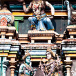 Vishnu Temple of Cochin - Stockfoto