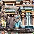 Vishnu Temple of Cochin - Foto de Stock  