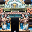 Vishnu Temple of Cochin — Stock Photo