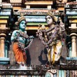 Stock Photo: Vishnu Temple of Cochin