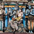 Vishnu Temple of Cochin - Stock Photo