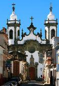 Sao joao del rey church minas gerais brazil — Stock Photo