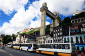The elevator salvador of bahia — Stock Photo