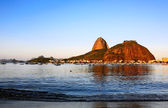 The sugar loaf — Foto de Stock